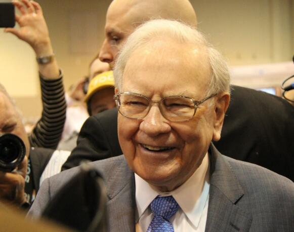 这是沃伦·巴菲特的最新股票