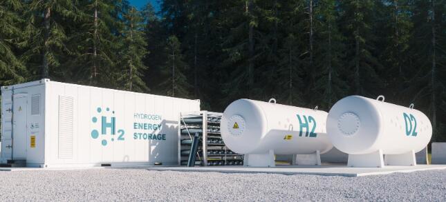 这3种氢能库存在7月突然出现