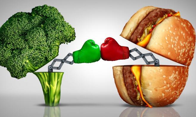 他们对诚信食品的含义有不同的看法 但这两支股票的股东都做对了