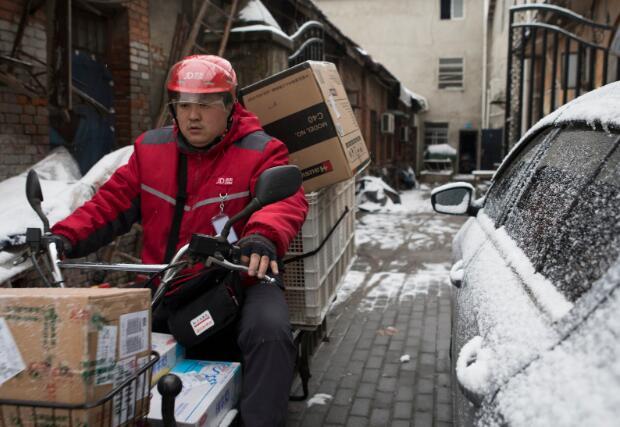 这家中国电子商务巨头在其第二季度财报中轻松实现了预期