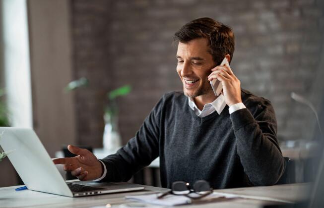 视频通信专家正在与全球企业建立联系