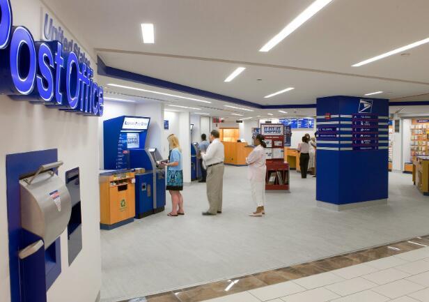 摩根大通举行谈判 在邮政局提供银行服务