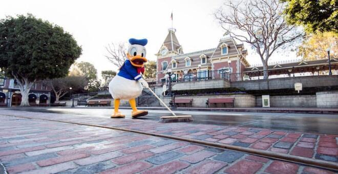迪士尼乐园何时再次开放