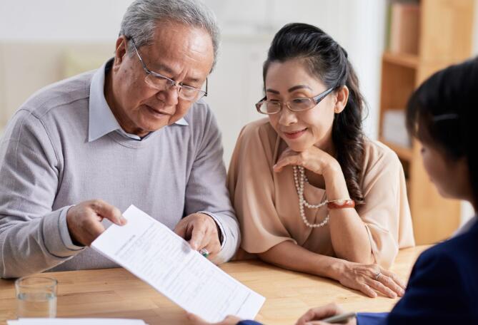 4种最适合退休的股利