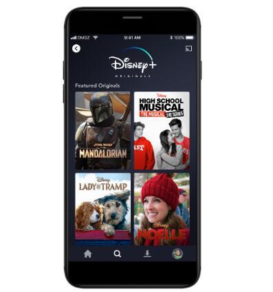 Verizon给予迪士尼流媒体的推动