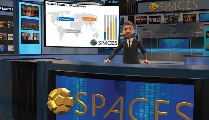 据报道苹果收购了虚拟现实创业公司Spaces