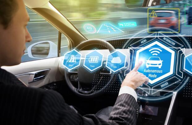 汽车技术专家可能会拥有大量的软件开发机会