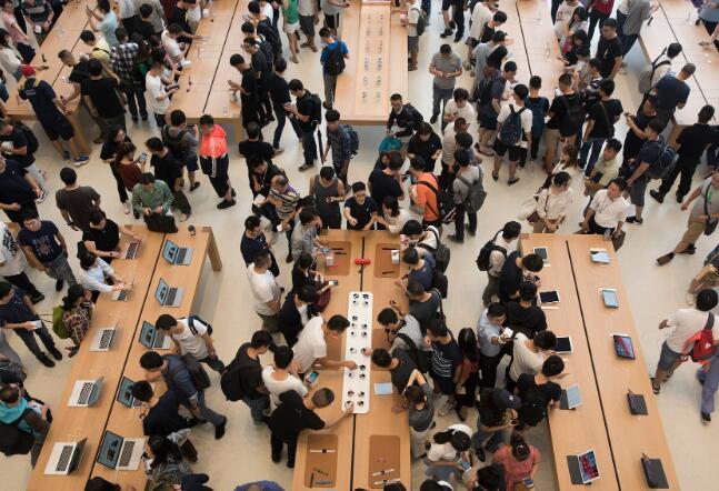 苹果和特斯拉股票分割出现在这里