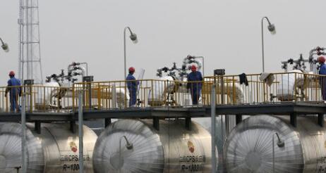 中石油承诺在当前局势上半年暴跌后将在2050年之前减排