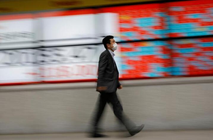 全球股市正努力摆脱看跌情绪 因为美国科技巨头再次破产