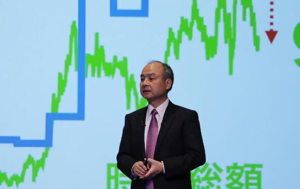 特斯拉暴跌21%后 软银领跌亚洲科技股