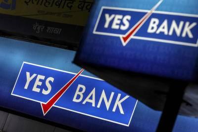 YES银行股价上涨2%