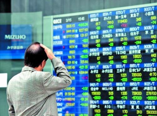 大选后日本股市因获利回吐而下跌 日元走强