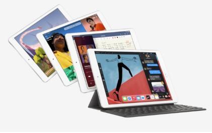 苹果使用A12仿生芯片更新329美元的iPad