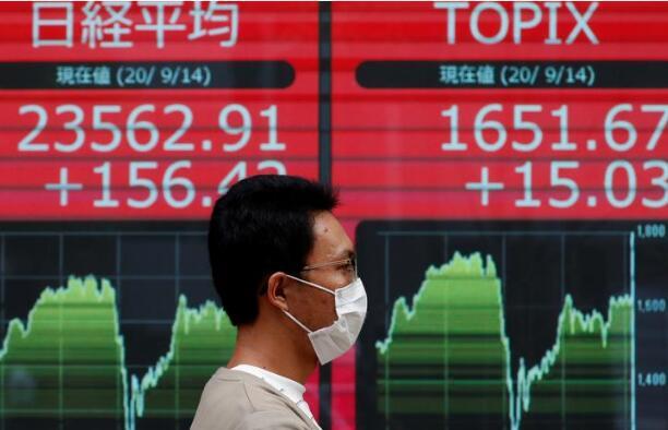 随着投资者等待关键数据 亚洲股市将下跌