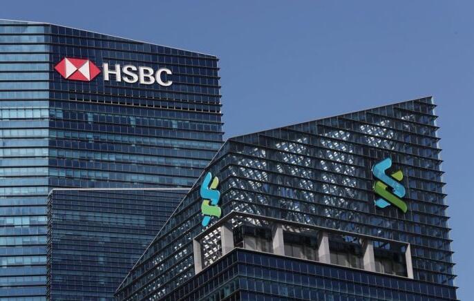 """汇丰银行,渣打银行的股票在"""" FinCEN""""泄漏后暴跌"""