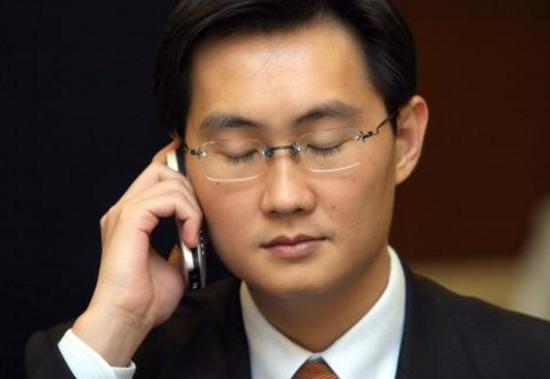 中国企业家中,马化腾的口碑是比较低的