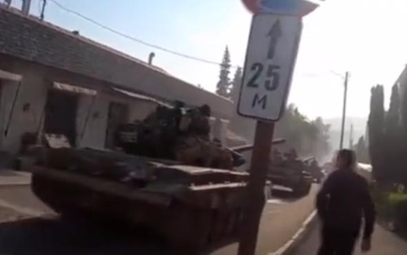 阿塞拜疆全国范围实行戒严令  进入战争状态