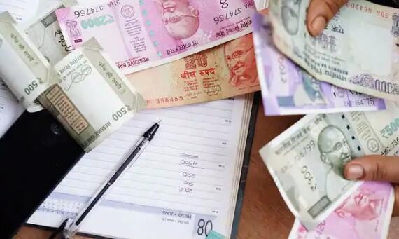 印度卢比采取行动后卢比兑美元汇率小幅上涨至73.13