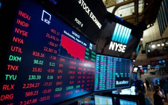 纳斯达克指数跳升2.6% 科技带动股票收高