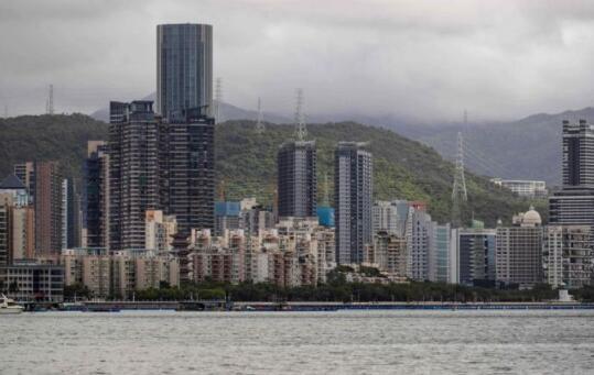香港银行家的工作正正在流失给中国内地的竞争对手
