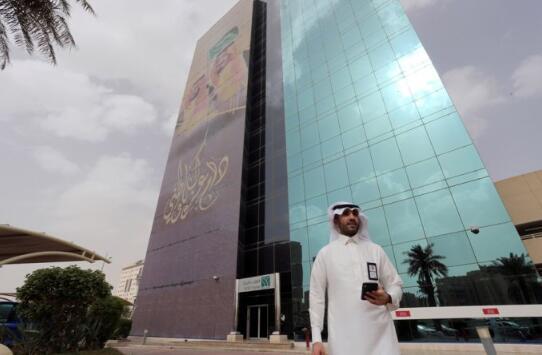 沙特的竞争对手达成了150亿美元的交易 这是一年来最大的银行合并