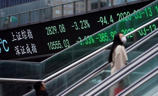 亚洲股市因中国股市上涨而振作起来