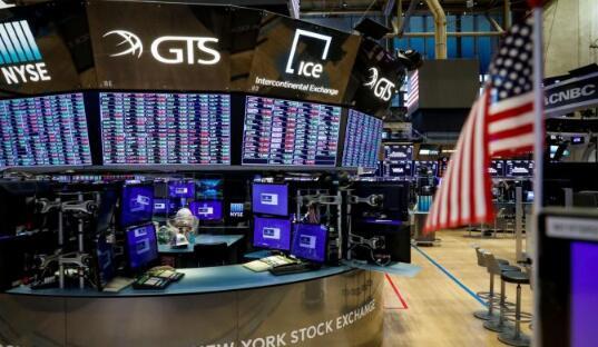 受科技股拖累 美国股市周四收低