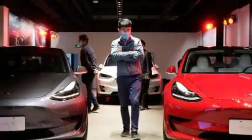 特斯拉陷入全球最大电动汽车市场困境 召回约30,000辆汽车