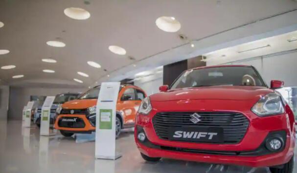 在当前局势期间汽车制造商的7月至9月季度车队销量下降