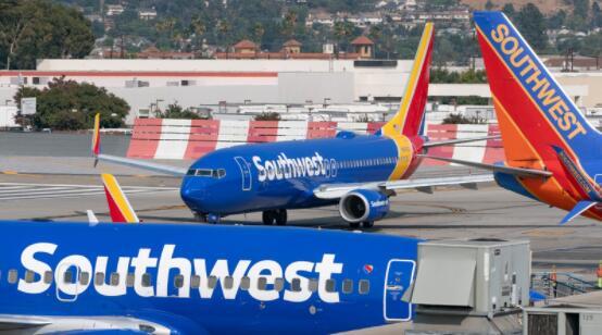 西南航空表示收入增长失去动力