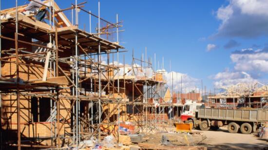 到9月新房竣工量将回到2019年的水平