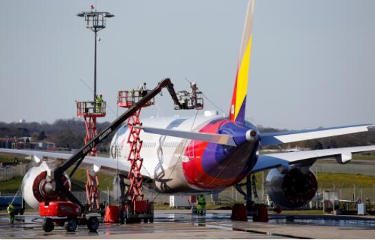 韩亚航空与大韩航空的母公司达成了潜在交易后股价上涨