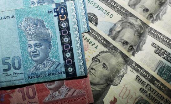 第三季林吉特兑美元升值2.9%
