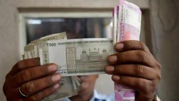 卢比兑美元下跌18派萨至74.36