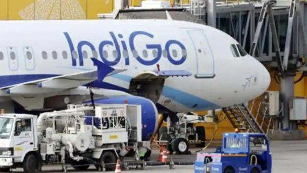 自三月锁定以来IndiGo完成了10万次飞行操作