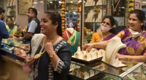 印度黄金价格上涨0.02% 仍低于全球增长率
