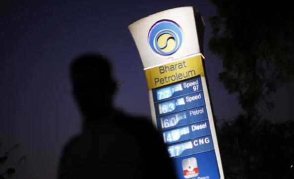 巴拉特石油公司股价在第一轮竞标后下跌5%