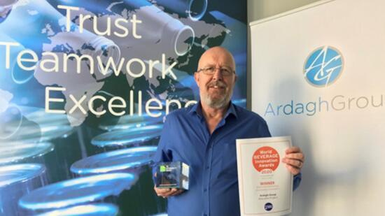 阿尔达集团的回收玻璃砖块项目获得三重大奖
