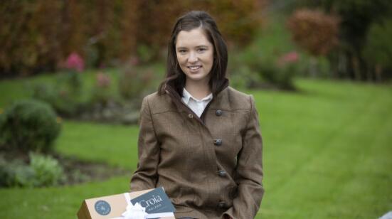 年轻企业家为爱尔兰公司启动在线交易平台