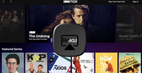 Roku使得观看HBO Max变得更加容易方法如下