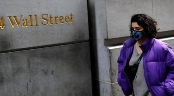 当前局势限制后华尔街开盘走低