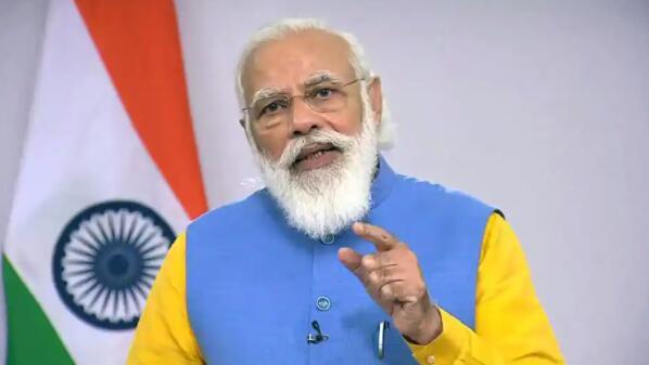 印度总理莫迪为城市基础设施项目寻求投资