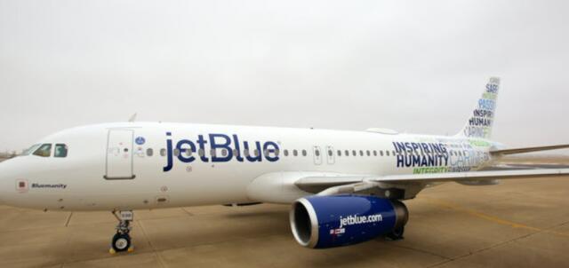 捷蓝航空乘务员拒绝在当前局势旅行放缓中达成劳资协议