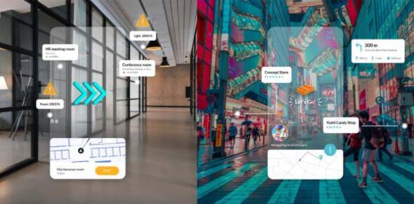 Resonai为企业提供商业建筑的AR-AI礼宾服务