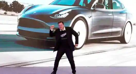 特斯拉首席执行官确认进入印度汽车市场
