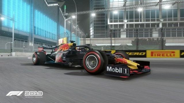 F12019电竞大奖赛赛车手包含在役F1车手、名人明星
