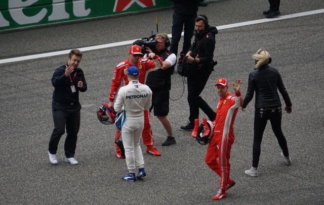 F1迫不得延迟取消数场赛事