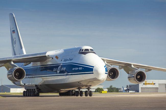 伏尔加第聂伯航空公司确定四架AN124