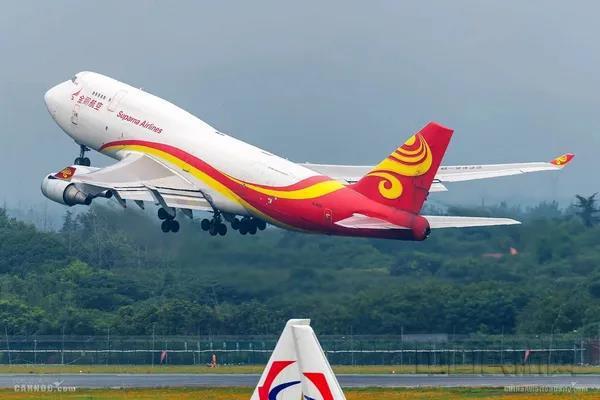 与深圳宝安机场一样积极把握住当今国际性航空货运发展趋势